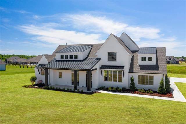 205 E 168th Street S, Glenpool, OK 74033 (MLS #2107715) :: Owasso Homes and Lifestyle
