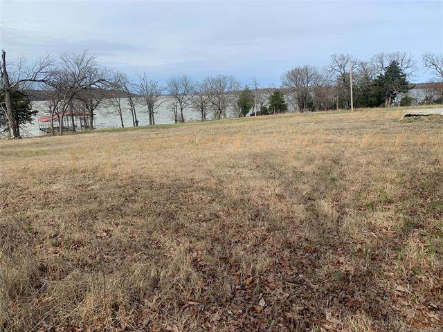 Bristow Point Road, Mcalester, OK 74501 (MLS #2107743) :: Active Real Estate