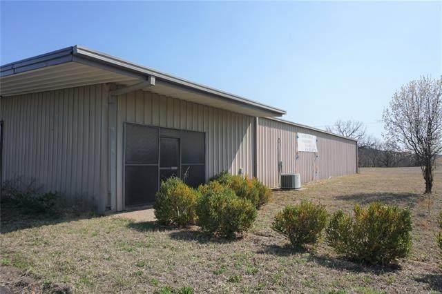 600 N Hwy 75, Henryetta, OK 74437 (MLS #2107766) :: Active Real Estate