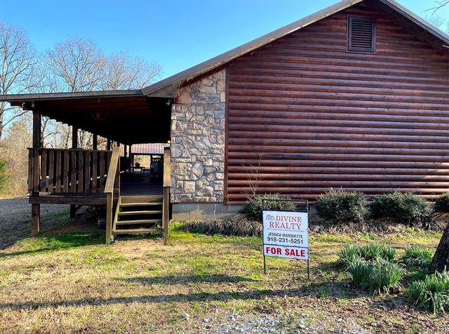 571 Raintree Road, Broken Bow, OK 74728 (MLS #2107769) :: Hopper Group at RE/MAX Results