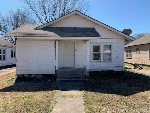 2611 Elgin, Muskogee, OK 74401 (MLS #2107793) :: Owasso Homes and Lifestyle