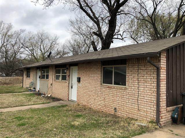 1330 N Irvington Avenue, Tulsa, OK 74115 (MLS #2107845) :: Hopper Group at RE/MAX Results