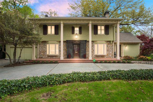 2151 E 31st Place, Tulsa, OK 74105 (MLS #2108009) :: Hopper Group at RE/MAX Results
