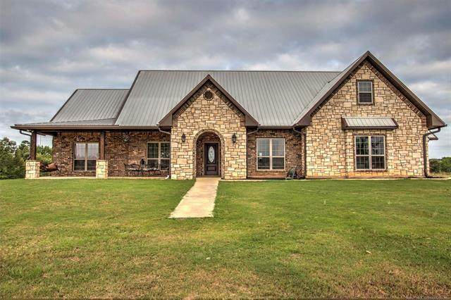 76 Dandelion Lane, Wright City, OK 74766 (MLS #2108048) :: RE/MAX T-town