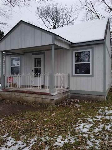 1609 N Lewis Place W, Tulsa, OK 74110 (MLS #2108079) :: Owasso Homes and Lifestyle