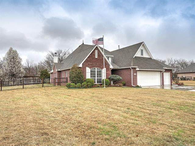 7205 S 285th East Place, Broken Arrow, OK 74014 (MLS #2108116) :: RE/MAX T-town