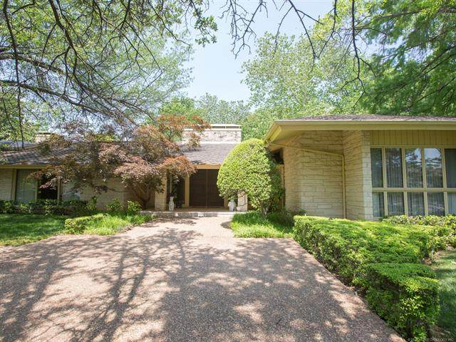 7220 S Gary Avenue A, Tulsa, OK 74136 (MLS #2108127) :: Hopper Group at RE/MAX Results