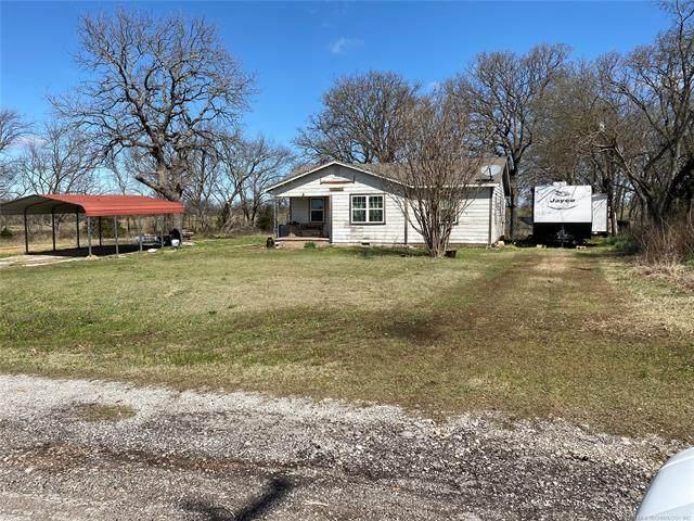30509 E County Road 1640, Elmore City, OK 73433 (MLS #2108234) :: Owasso Homes and Lifestyle