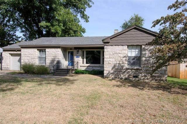 125 E 24th Street S, Tulsa, OK 74114 (MLS #2108263) :: 580 Realty
