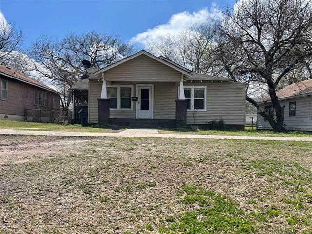 919 E 8th Street, Ada, OK 74820 (MLS #2108272) :: Active Real Estate