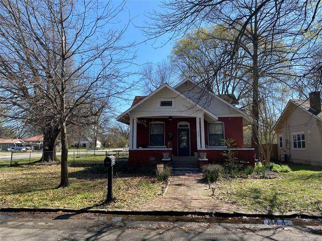200 S Mulberry Street, Sallisaw, OK 74955 (MLS #2108288) :: 918HomeTeam - KW Realty Preferred