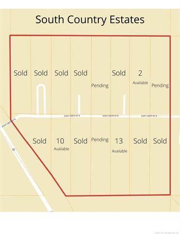 E 128th Street S, Muskogee, OK 74403 (MLS #2108297) :: Owasso Homes and Lifestyle