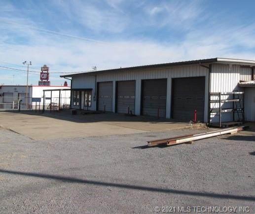 4950 W 61st Street, Sapulpa, OK 74066 (MLS #2108354) :: Active Real Estate
