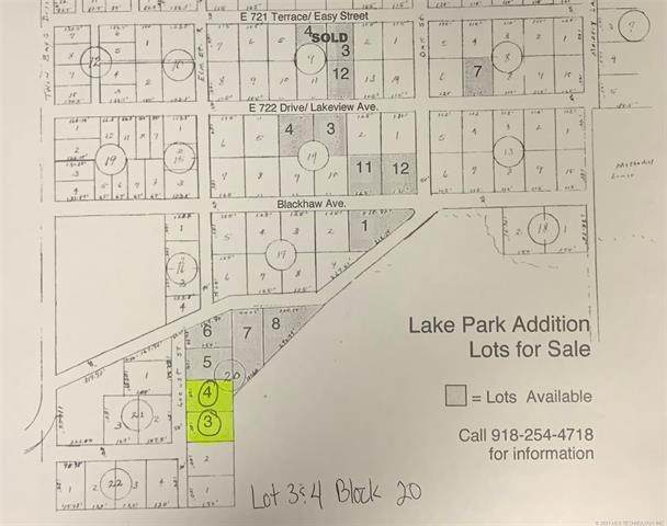N 321 Road, Wagoner, OK 74467 (MLS #2108369) :: Hopper Group at RE/MAX Results