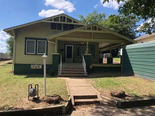 509 N 8th Street, Henryetta, OK 74437 (MLS #2108383) :: Owasso Homes and Lifestyle