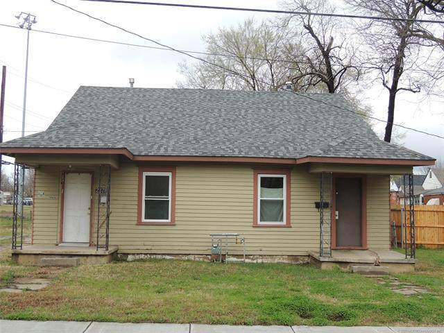 2871 E Archer Street, Tulsa, OK 74110 (MLS #2108392) :: Hopper Group at RE/MAX Results