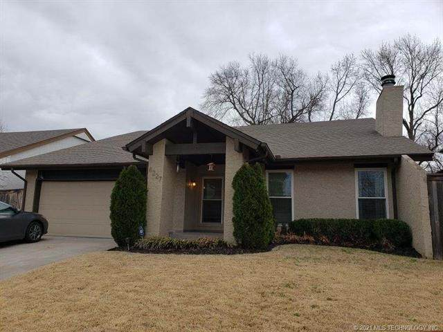 8227 S Jamestown Avenue, Tulsa, OK 74137 (MLS #2108464) :: Hopper Group at RE/MAX Results