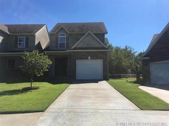 3929 State College Drive, Muskogee, OK 74403 (MLS #2108495) :: Active Real Estate