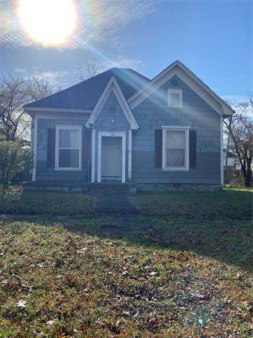 314 N 12th Street, Muskogee, OK 74401 (MLS #2108532) :: Hopper Group at RE/MAX Results