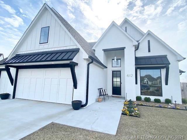 12812 S 6th Street, Jenks, OK 74037 (MLS #2108642) :: Owasso Homes and Lifestyle