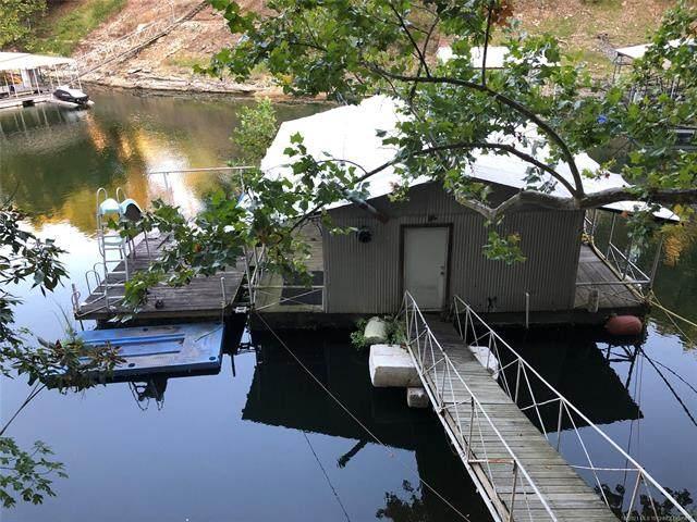 1314 Southpointe, Eucha, OK 74342 (MLS #2108653) :: Owasso Homes and Lifestyle