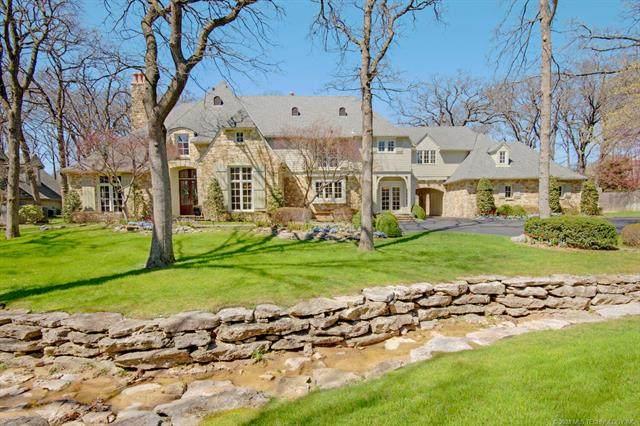 4821 E 99th Street, Tulsa, OK 74137 (MLS #2108743) :: Active Real Estate