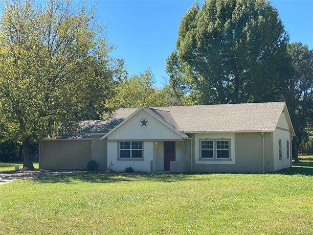 175 N 252nd Road, Mounds, OK 74047 (MLS #2108770) :: Active Real Estate