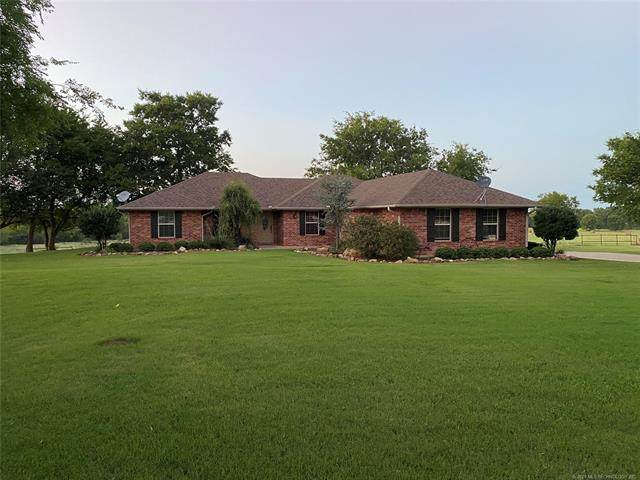 1764 Forest Lane, Durant, OK 74701 (MLS #2108798) :: Active Real Estate