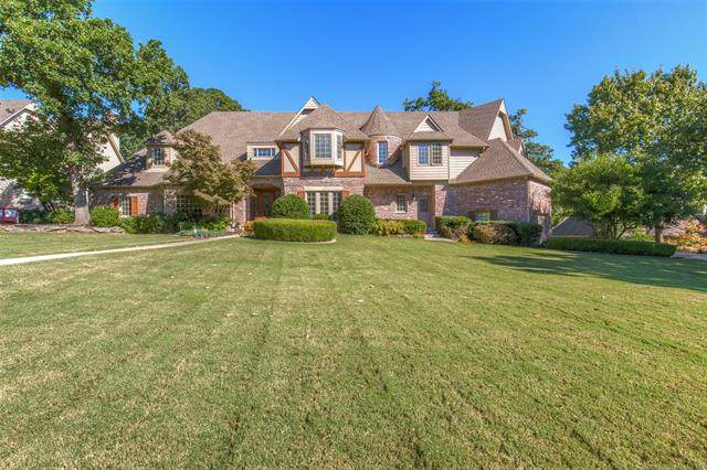 6919 E 116th Street S, Bixby, OK 74008 (MLS #2108875) :: Hopper Group at RE/MAX Results