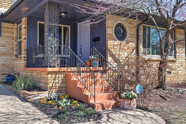 2527 E 36th Street, Tulsa, OK 74105 (MLS #2108918) :: Owasso Homes and Lifestyle