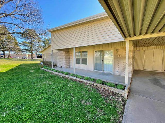 1000 N Harvey Road, Seminole, OK 74868 (MLS #2108922) :: 918HomeTeam - KW Realty Preferred