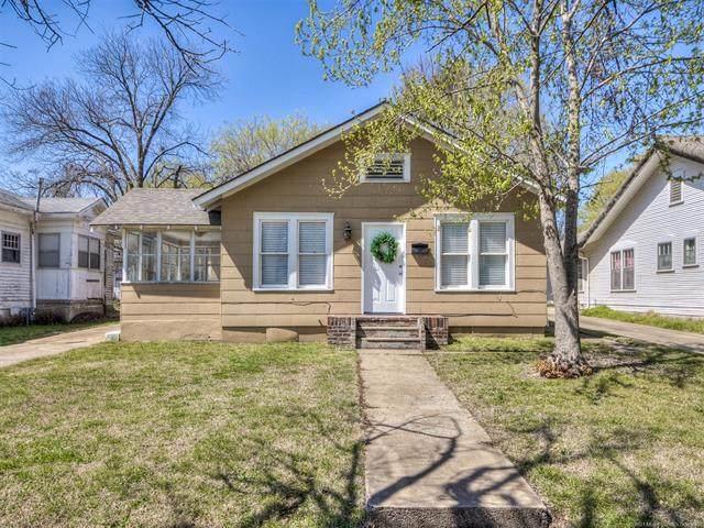 1353 S Johnstone Avenue, Bartlesville, OK 74003 (MLS #2108939) :: Active Real Estate