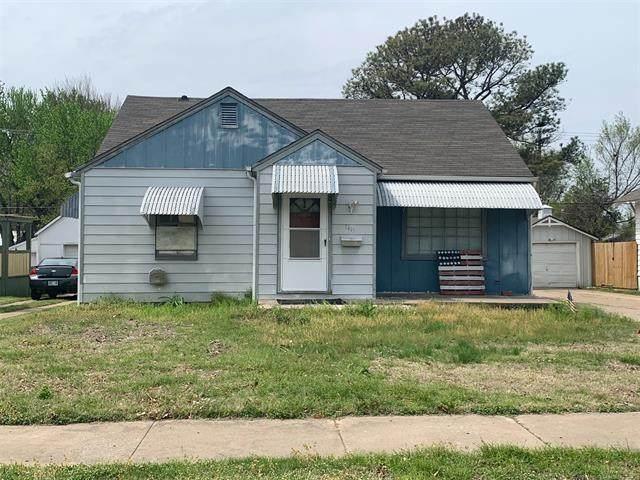 1415 SW Jennings, Bartlesville, OK 74003 (MLS #2108956) :: RE/MAX T-town
