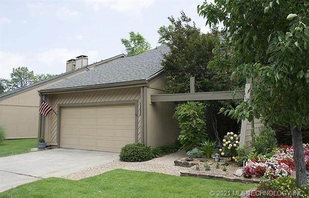 6007 S Atlanta Court #1, Tulsa, OK 74105 (MLS #2109016) :: Owasso Homes and Lifestyle