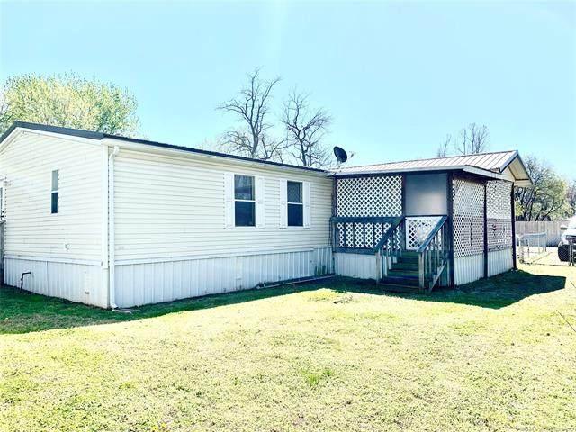 12 Tooker Point, Salina, OK 74365 (MLS #2109034) :: Active Real Estate
