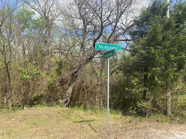 Muskogee Avenue, Sapulpa, OK 74066 (MLS #2109041) :: RE/MAX T-town