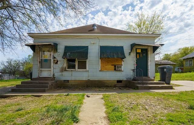 904 Roff Street, Ardmore, OK 73401 (MLS #2109073) :: Active Real Estate