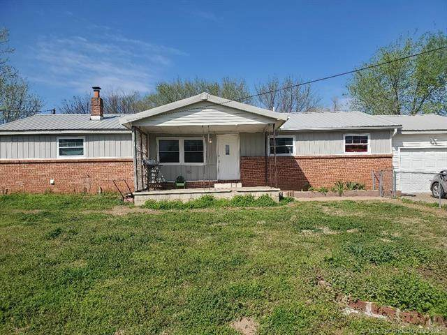 401 2nd Street, Indianola, OK 74442 (MLS #2109106) :: Active Real Estate