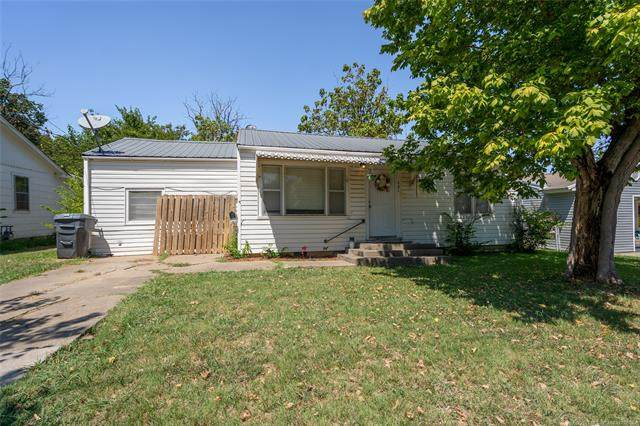 431 15th Avenue NW, Ardmore, OK 73401 (MLS #2109179) :: Active Real Estate