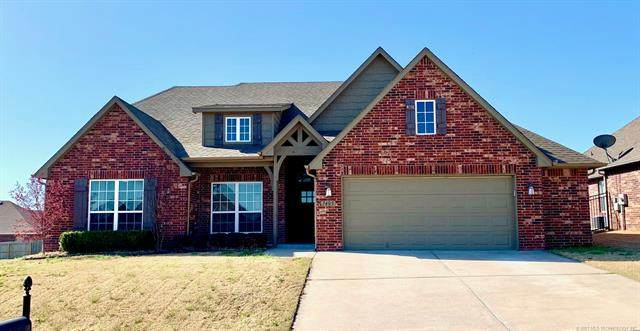 7405 E Louisville Street, Broken Arrow, OK 74014 (MLS #2109277) :: Owasso Homes and Lifestyle