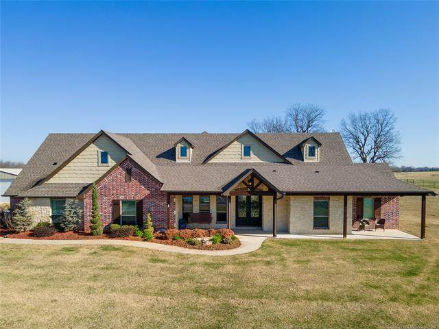 2655 E 400 Road, Oologah, OK 74053 (MLS #2109282) :: Hopper Group at RE/MAX Results