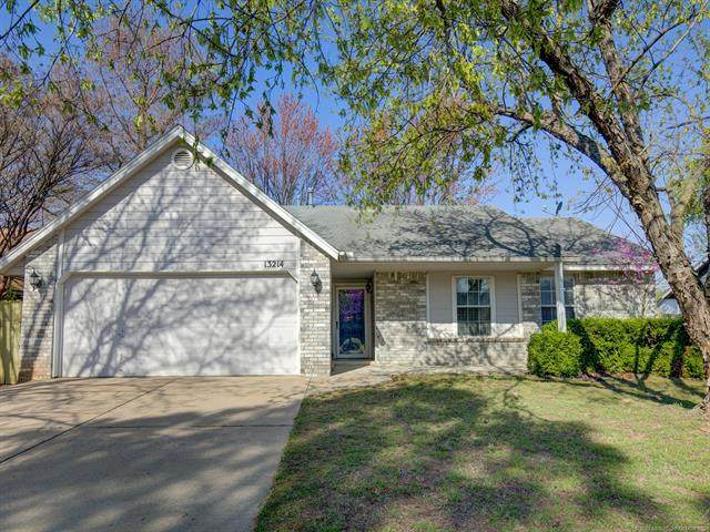 13214 S 86th Avenue S, Bixby, OK 74008 (MLS #2109338) :: Active Real Estate