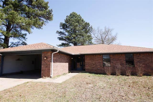 1109 S Green Willow Road, Okmulgee, OK 74447 (MLS #2109358) :: 918HomeTeam - KW Realty Preferred