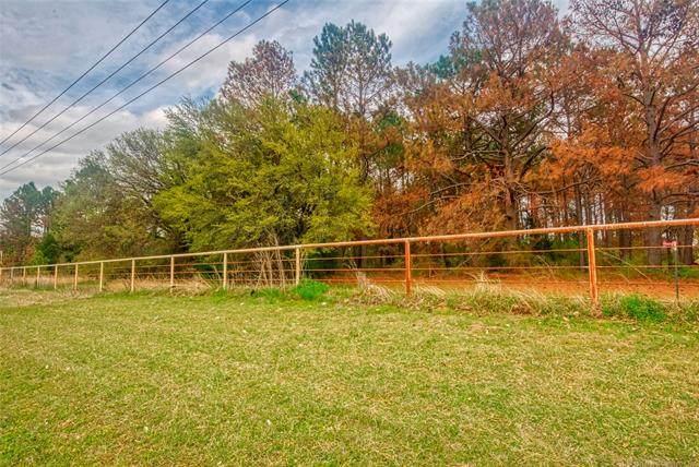 Shay Road, Kingston, OK 73439 (MLS #2109366) :: Active Real Estate