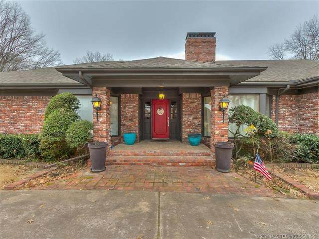 3501 Harris Avenue, Muskogee, OK 74403 (MLS #2109394) :: Hopper Group at RE/MAX Results