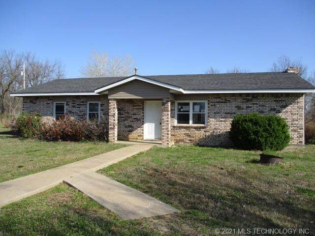 5502 E 133rd Street S, Muskogee, OK 74403 (MLS #2109400) :: Hopper Group at RE/MAX Results