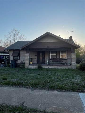 1620 N Martin Luther King Jr Boulevard, Tulsa, OK 74106 (MLS #2109409) :: RE/MAX T-town