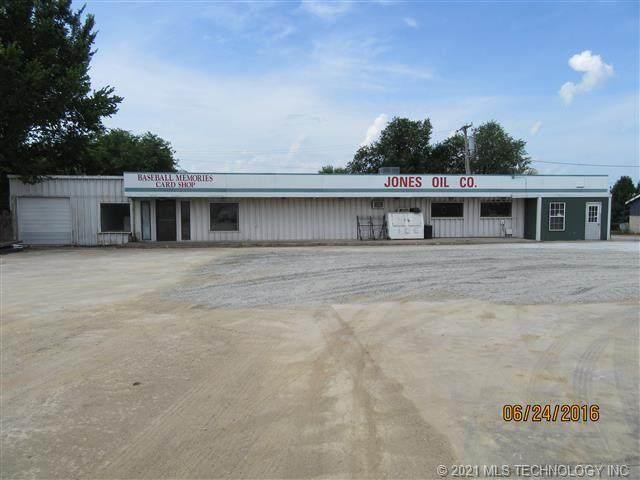441777 E Highway 60 Highway, Vinita, OK 74301 (MLS #2109431) :: Hopper Group at RE/MAX Results