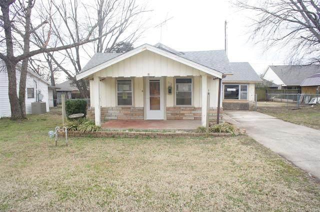 512 E Jefferson Avenue, Bristow, OK 74010 (MLS #2109442) :: Owasso Homes and Lifestyle