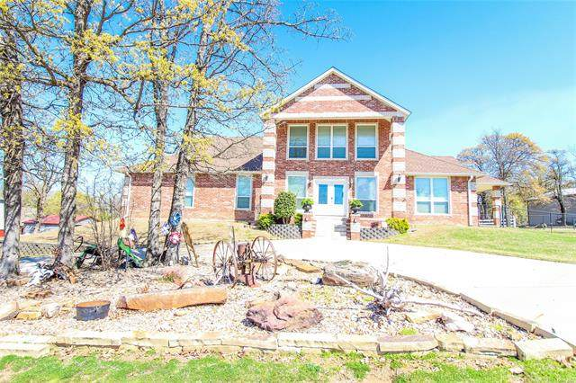 346 Olde Channel Pointe Road, Eufaula, OK 74432 (MLS #2109453) :: Hopper Group at RE/MAX Results